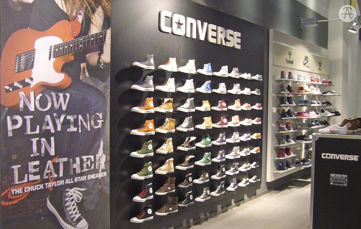 CONVERSE Markenshop